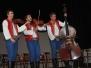 Z oslav 750 let od první zmínky obce Vlachovice (vystoupení  3.9.2011)